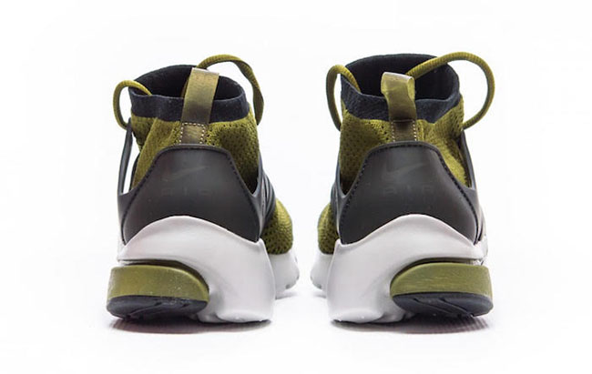 Nike Air Presto Ultra Flyknit Olive