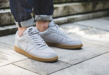 Nike Big Nike Low Lux Wolf Grey