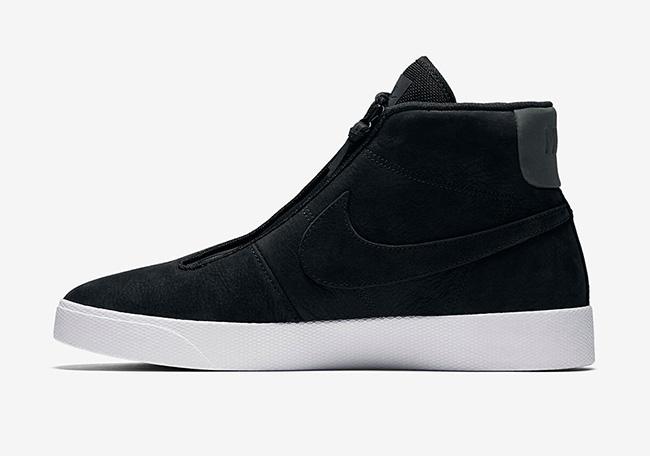 Nike Blazer Advanced Black White