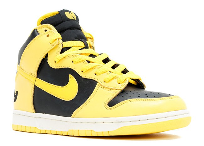 Nike Dunk High Wu-Tang 1999