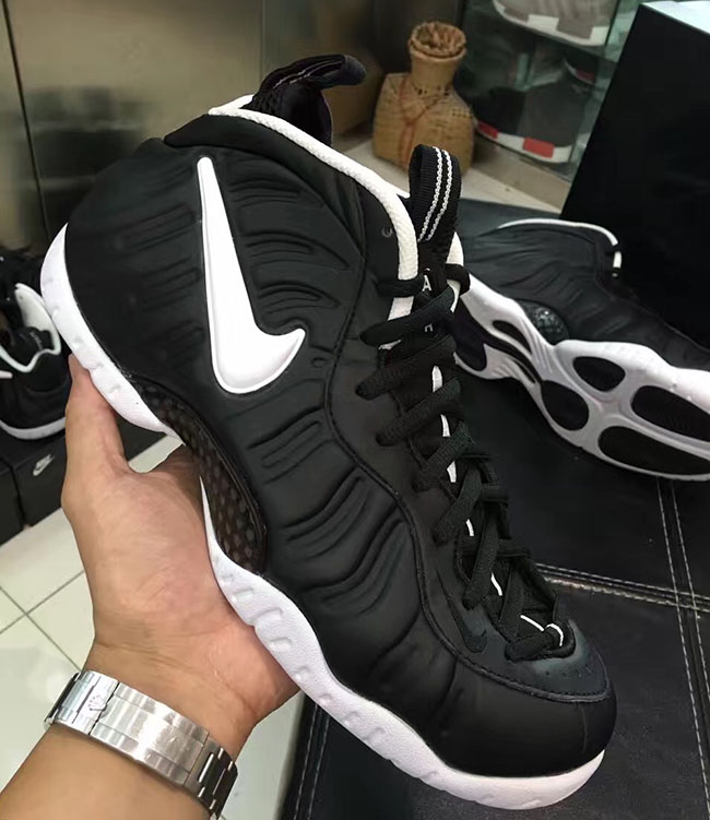 Nike Foamposite Pro Dr Doom Black Friday