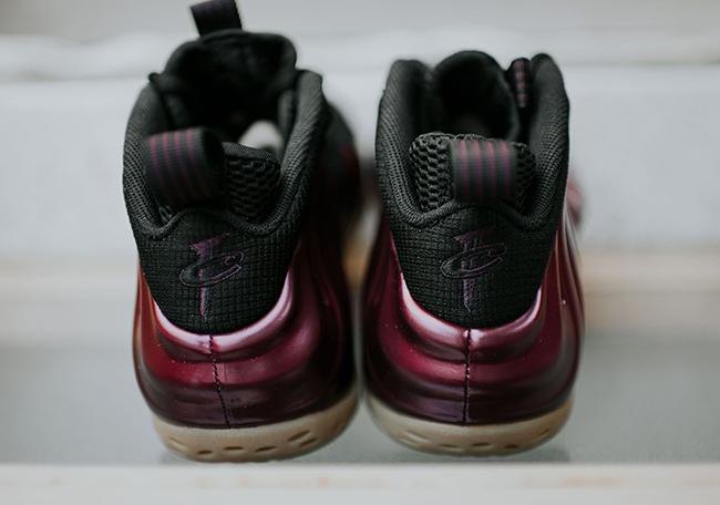 Nike Foamposite One Night Maroon October