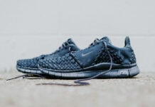 Nike Free Inneva Woven II Obsidian