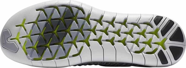 Nike Free RN Motion Flyknit Off White Volt Black