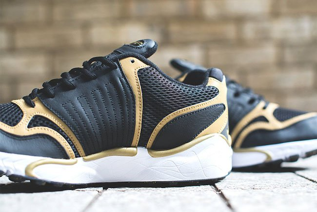 Nike Golden Shine Spiridon Talaria Black Gold