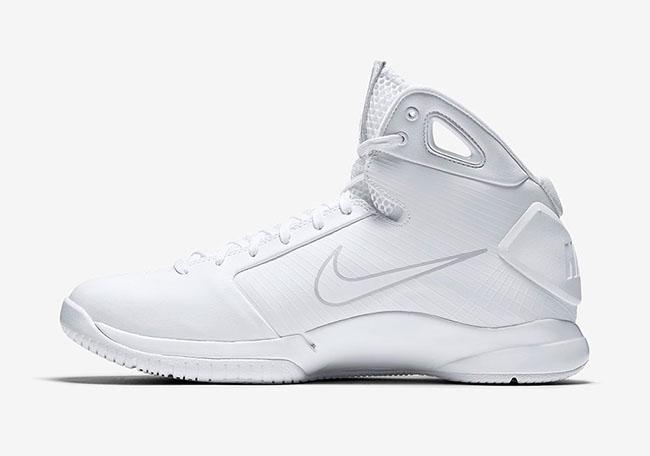 Nike Hyperdunk 08 Triple White