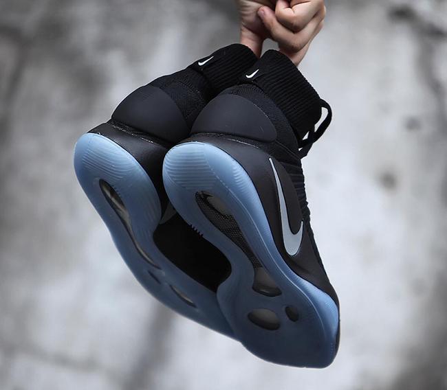 Nike Hyperdunk Flyknit Black