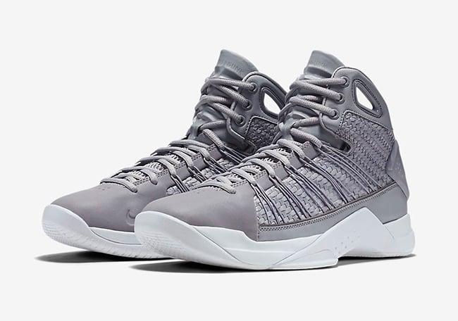 99764a1b9632 Nike Hyperdunk Lux Cool Grey
