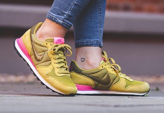 Nike Internationalist Peat Moss