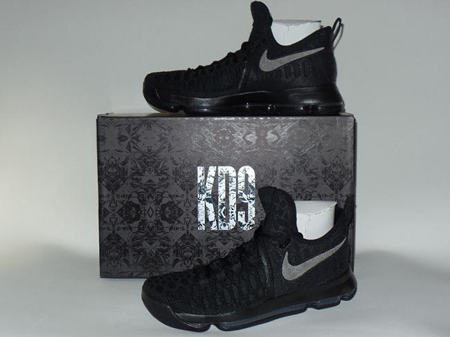 Nike KD 9 Black Space