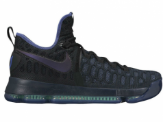 Nike KD 9 Dark Purple Dust Obsidian