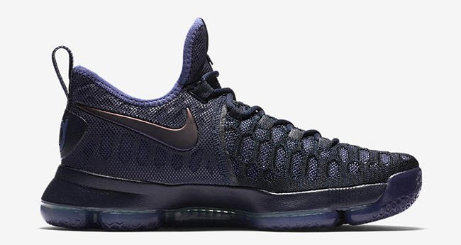 Nike KD 9 Dark Purple Dust Release Date