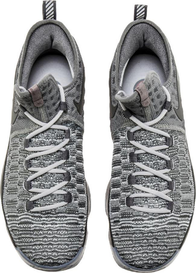 Nike KD 9 Wolf Grey Dark Grey