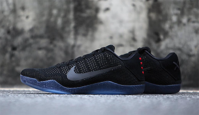 Nike Kobe 11 Elite Black Space
