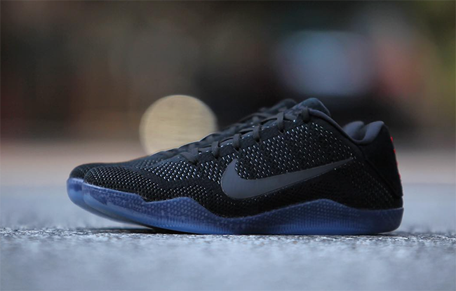 hot sale online 976a8 679ad Nike Kobe 11 Elite Black Space