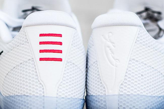 Nike Kobe 11 Fundamental White Black