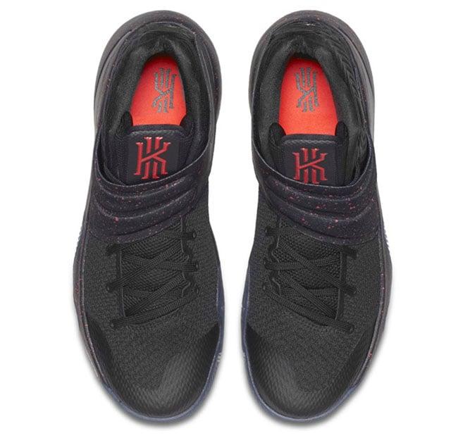 58f1a08c2c55 Nike Kyrie 2 Bright Crimson Speckle