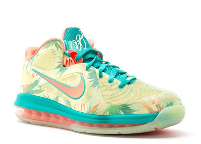 Nike LeBron 9 Low LeBronold Palmer Sample
