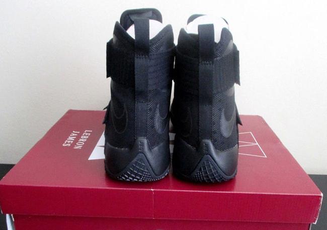 Nike LeBron Soldier 10 Black Space