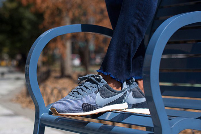 online store 33e49 62f8e 30%OFF Nike Pre Montreal Racer Vintage Blue Twill Pack