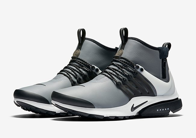 hot sale online ca9e3 f0466 hot sale 2017 Nike Air Presto Mid Utility November 2016 Lineup
