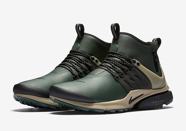 Nike Air Presto Mid Utility Grove Green