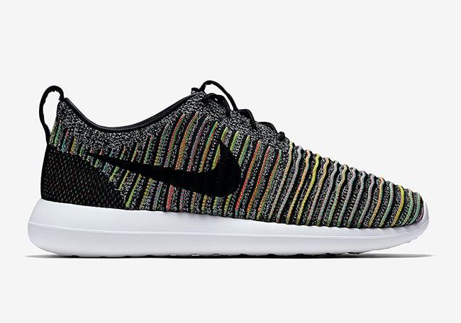 Nike Roshe Two Flyknit Multicolor