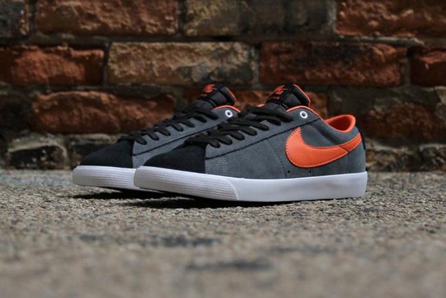 Nike SB Blazer Low GT Turf Orange