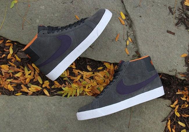big sale e9118 fb1f1 Nike SB Blazer Premium SE Halloween