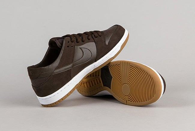 Nike SB Dunk Low Pro Ishod Wair Baroque Brown