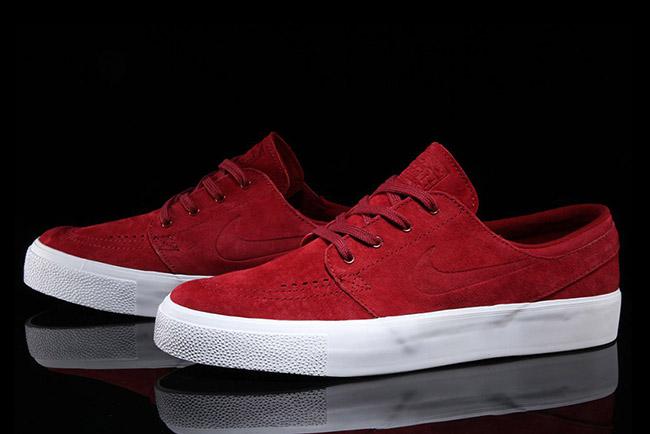 Nike Sb Stefan Janoski Zoom Equipo Rojo 9kOPwp6