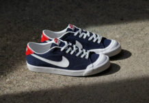 Nike SB Zoom All Court CK Midnight Navy