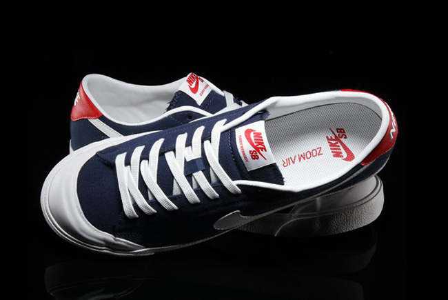 Nike SB Zoom All Court CK Midnight Navy