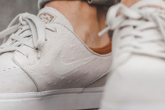 good Nike SB Zoom Stefan Janoski Ivory Ostrich - cculb.coop 20d358576
