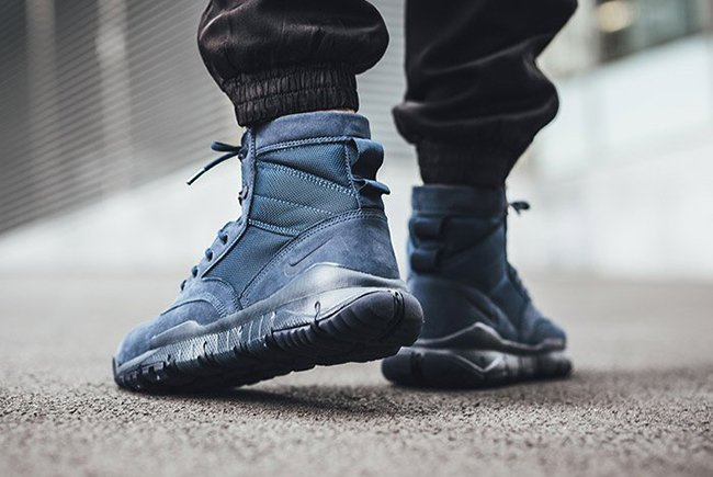 90e92d3d233 Nike SFB 6 Inch Leather Obsidian