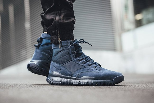 nike sfb 6 inch leather obsidian sneakerfiles