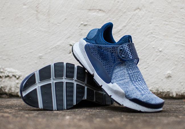 b7d2a2b38c6 Nike Sock Dart SE Premium Midnight Navy