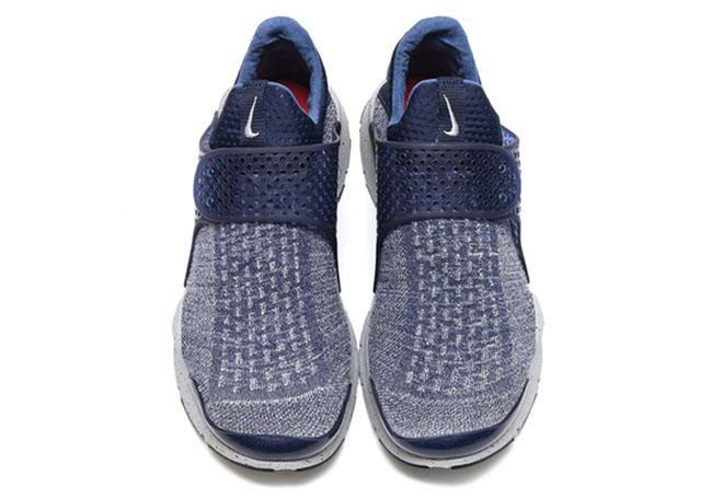 the best attitude f298b e69cb Nike Sock Dart SE Premium Midnight Navy