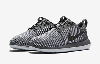 Nike WMNS Roshe Two Flyknit Dark Grey