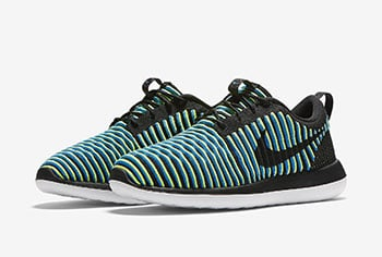 Nike WMNS Roshe Two Flyknit Photo Blue