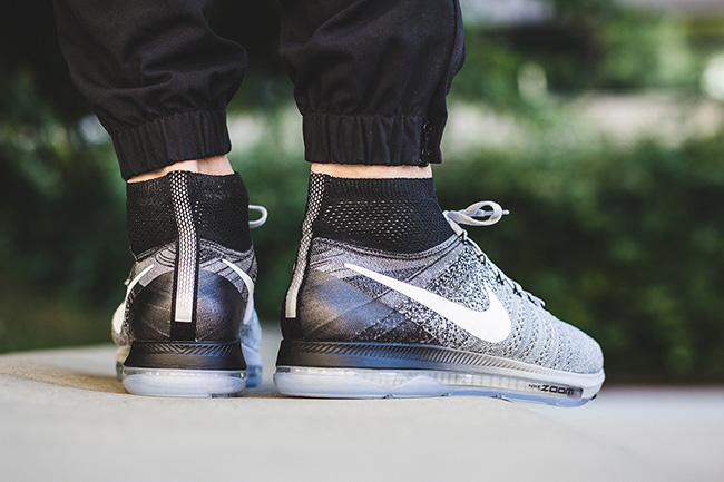 bf34aede2d8a Nike Zoom All Out Flyknit Wolf Grey
