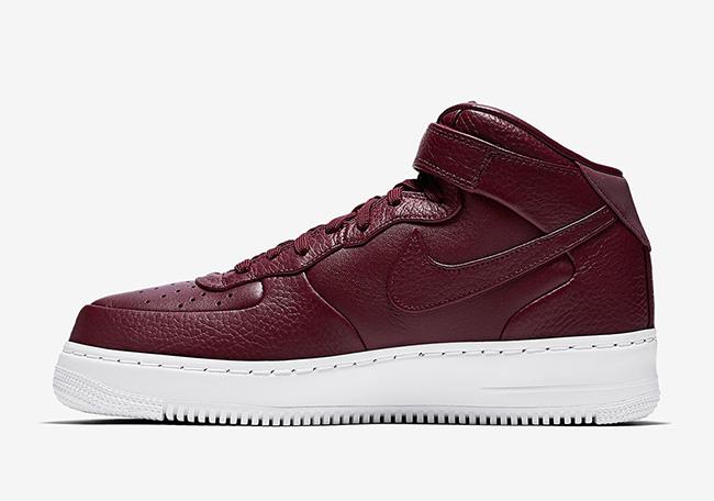 NikeLab Air Force 1 Mid Fall 2016