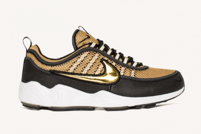 NikeLab Air Zoom Spiridon Gold