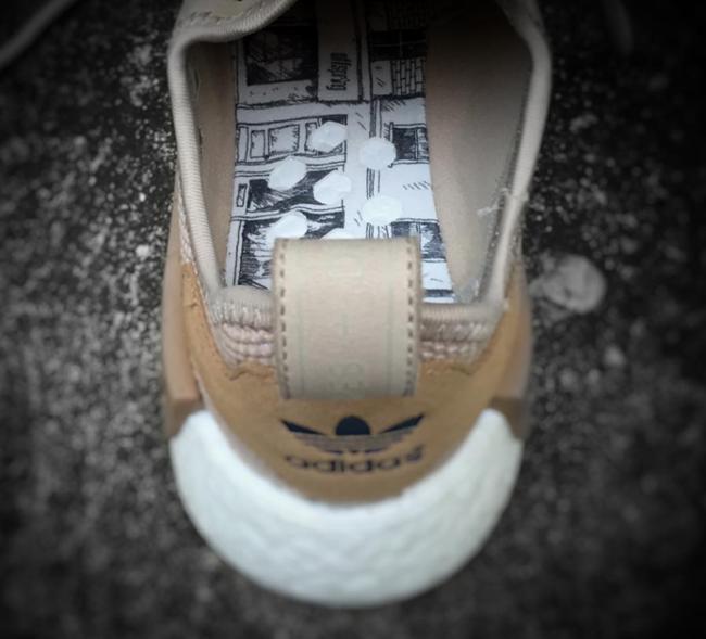 Offspring x adidas NMD