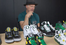 Oregon Air Jordan Collection