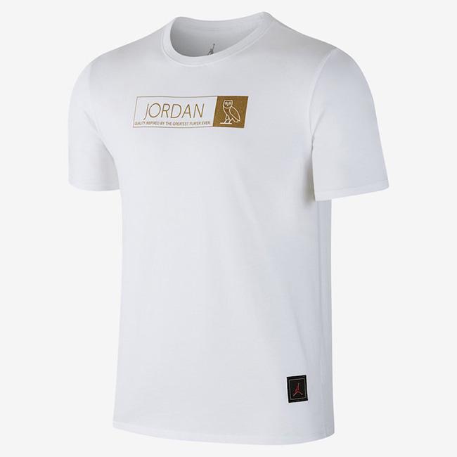 OVO Air Jordan October Collection