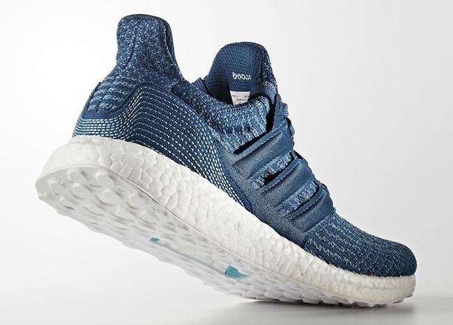 Parley adidas Ultra Boost Blue Mens