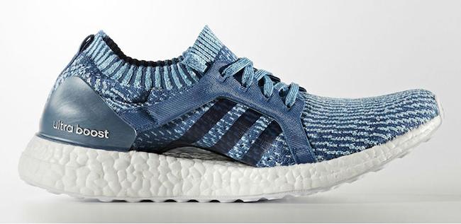 Parley adidas Ultra Boost Blue Womens
