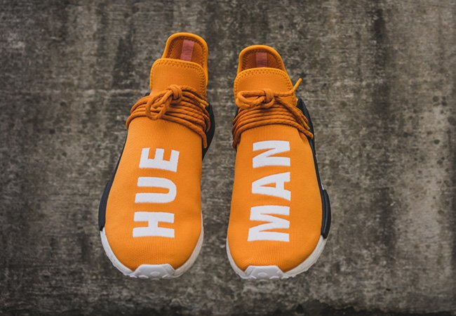 Pharrell adidas HU Human Race Collection