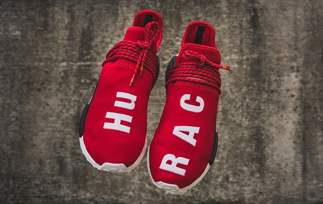 buy online d2b31 d381b Pharrell x adidas NMD HU Collection | SneakerFiles